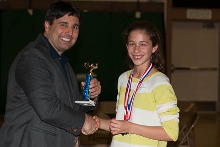 Top Scoring Student 2016