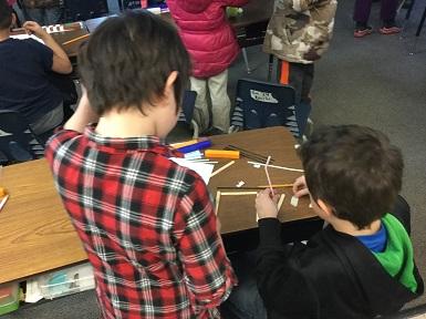 Tower Challenge - Hayfork Mrs. Rourke's Class