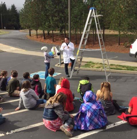 Junction City School STEAM Day