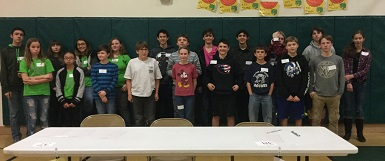 Annual Spelling Bee 7-9 Division
